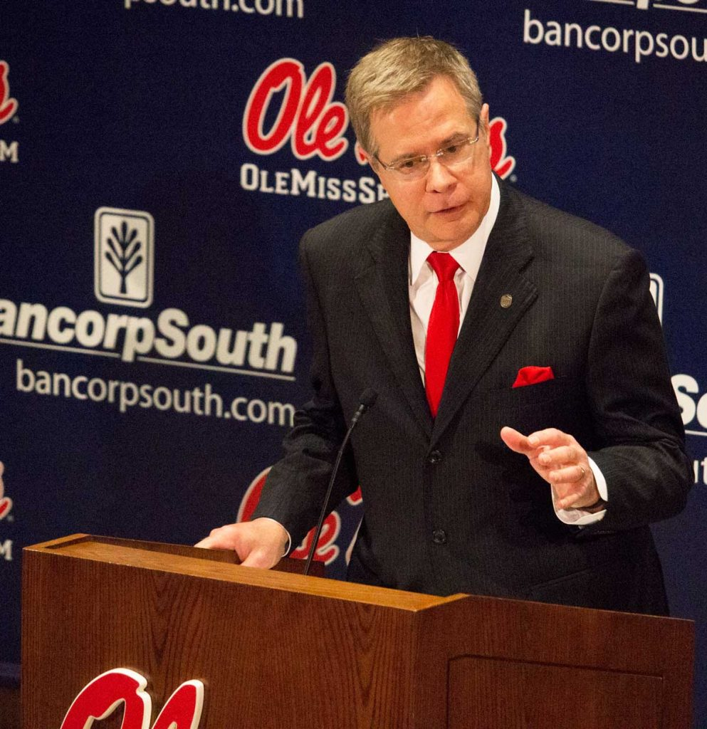Ole Miss gets 2-year bowl ban, other penalties in NCAA case
