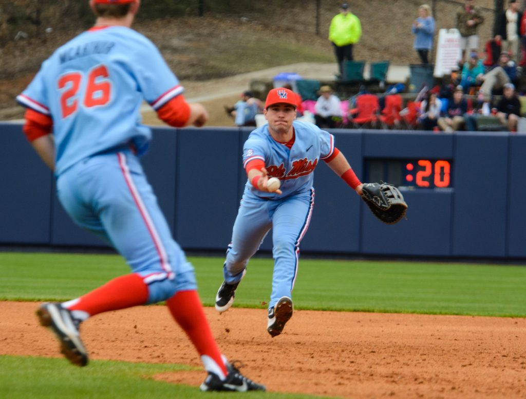 No. 16 Ole Miss Upends SIUE 6-1