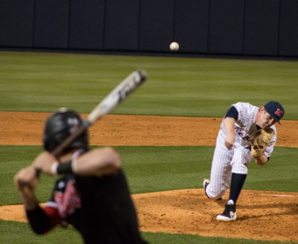 APSU Baseball falls 11-4 to Ole Miss