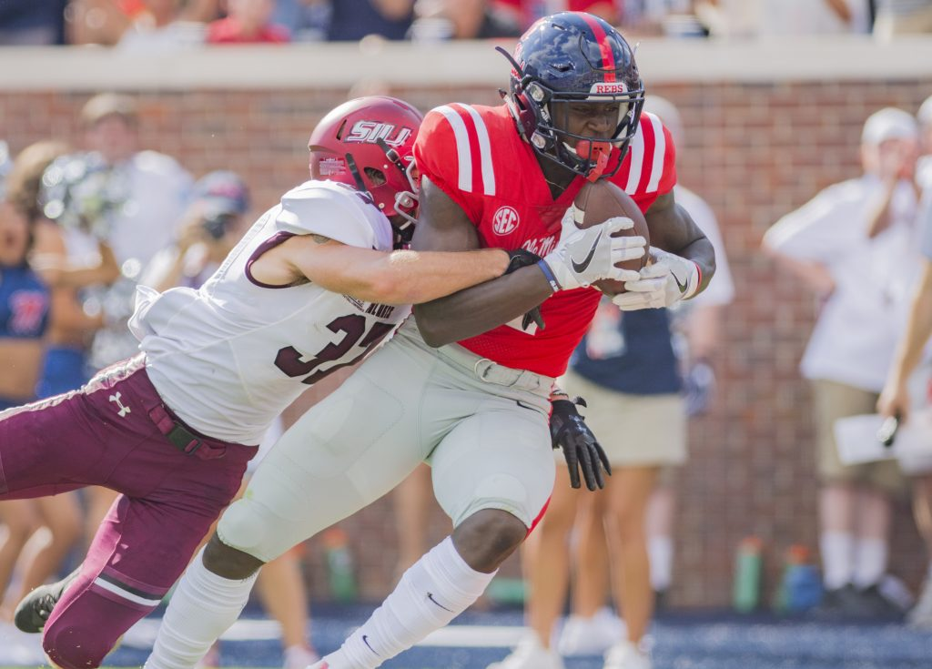 Column Predicting Ole Miss Uniform Combinations The Daily Mississippian