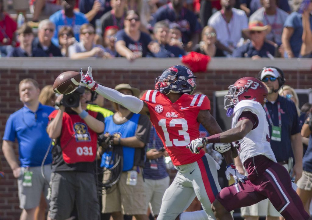 A brief history of Ole Miss against FCS opponents