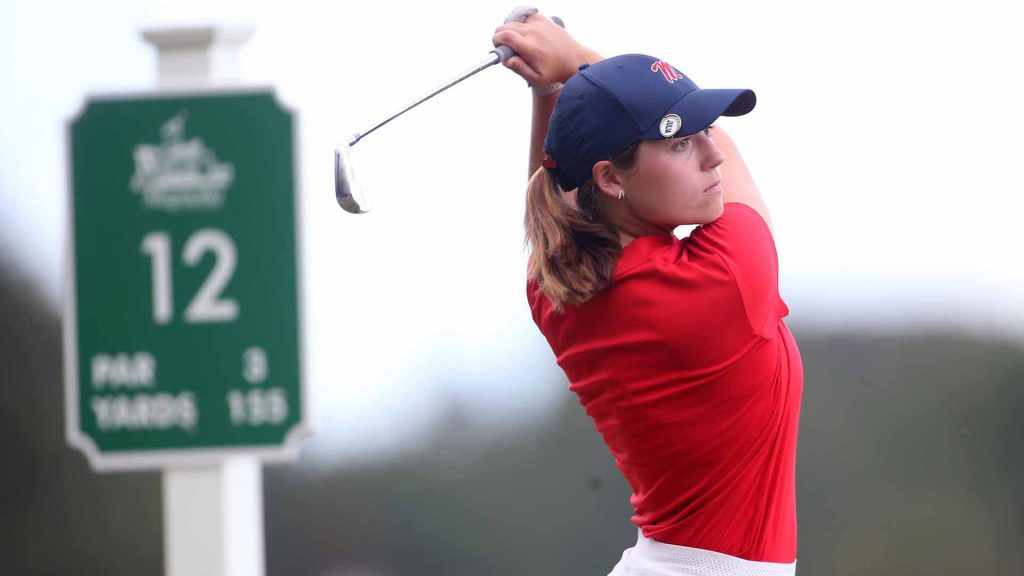 Ole Miss wins first SEC Championship in program history - The Daily Mississippian