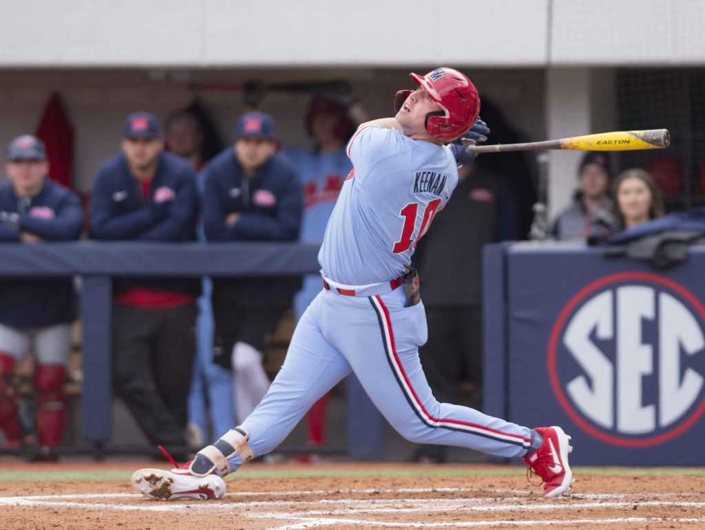 Diamond Rebels look to make run in SEC Tournament - The Daily Mississippian