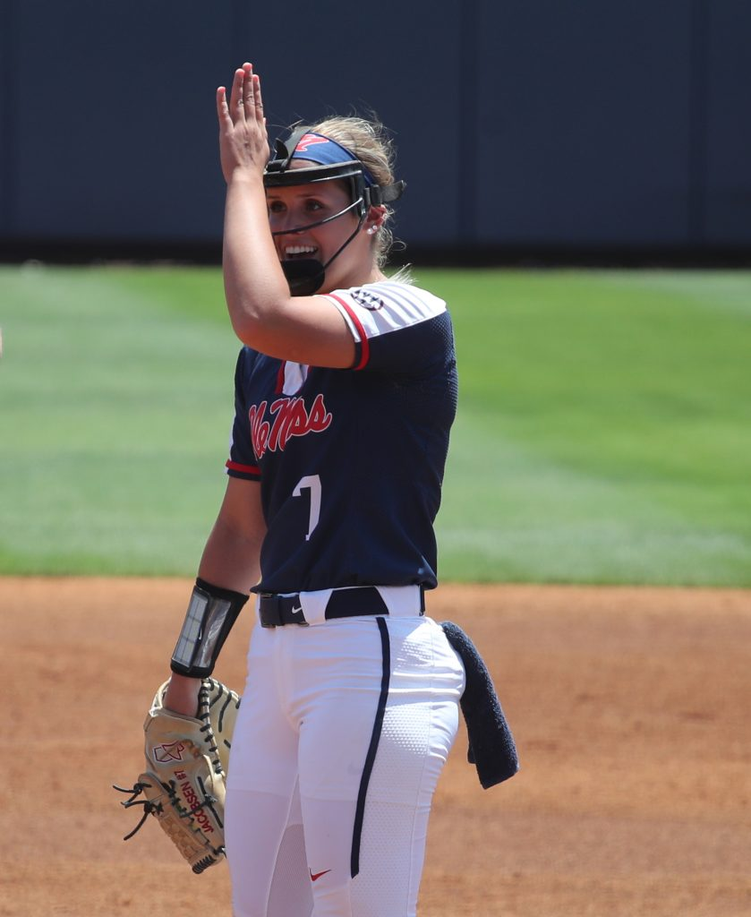 Rebels prepare for big day three in NCAA Regionals