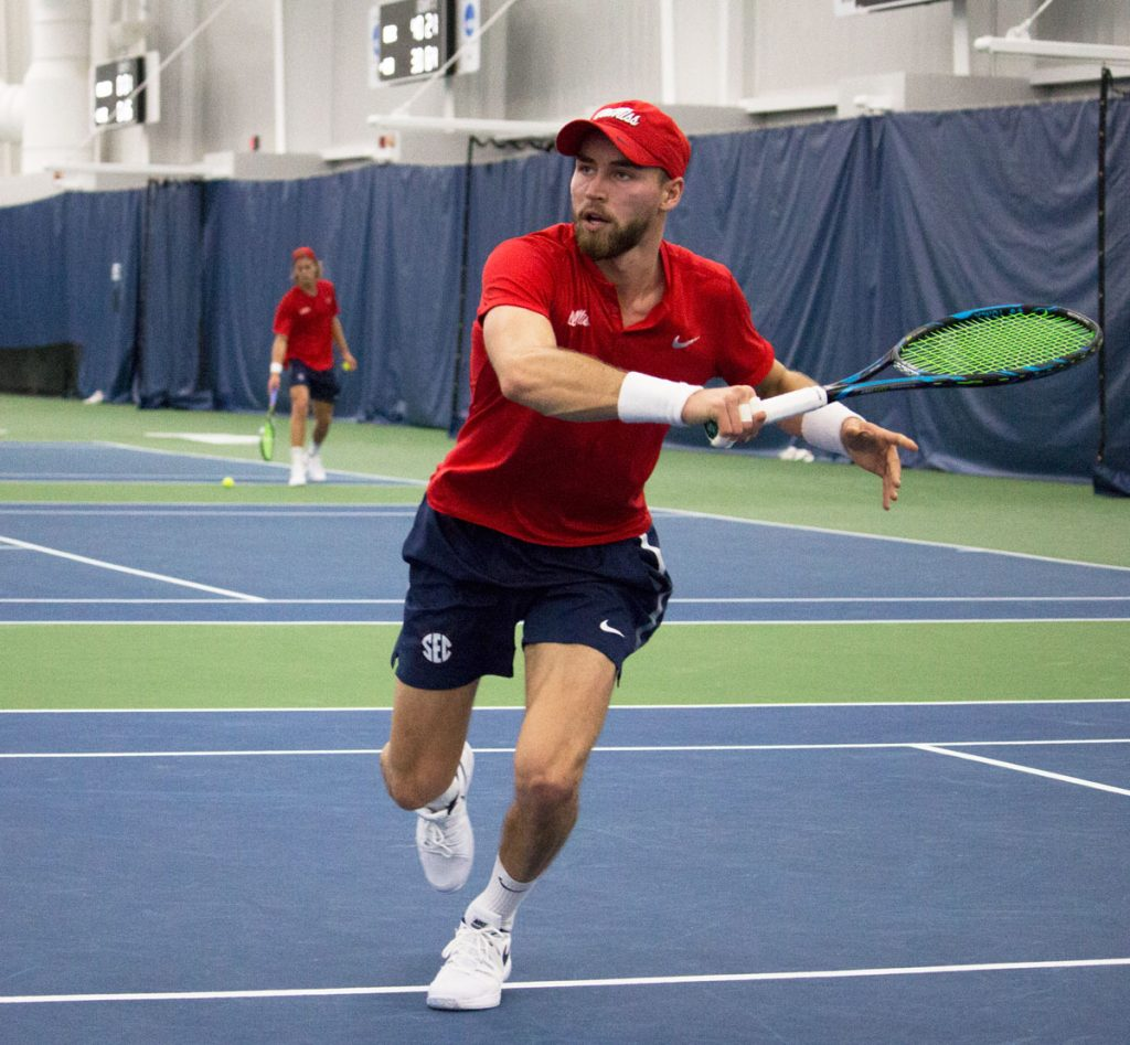Rebels prepare for rematch vs  OSU in NCAA Regionals - The