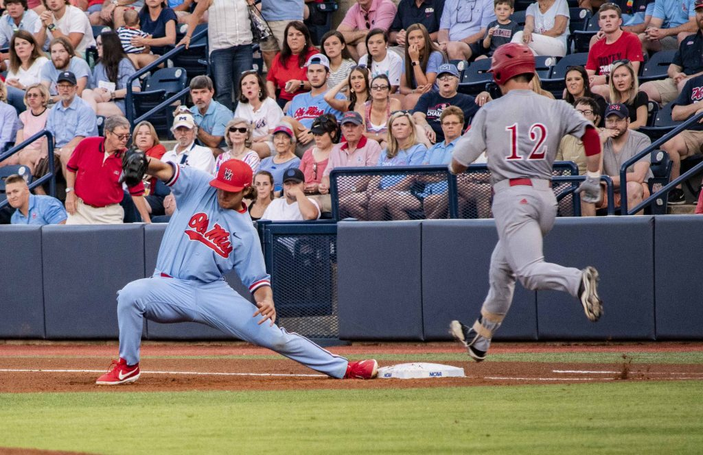 A look at the 2020 Ole Miss Baseball roster